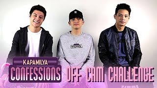 Kapamilya Confessions Challenge: Rhys, Seth and Ali take the 'Truth or Dare Challenge'