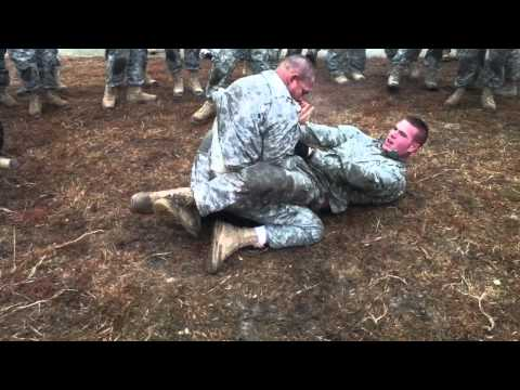 Army Combatives Training (3) Image 1