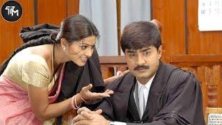 Sneha Doing Funny Things In Court || స్నేహ || Telugu Latest Movie Scenes || Bapu Ramana Movies