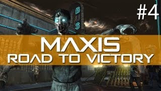 Maxis Road To Victory: Tranzit - Kill It! Kill It With Fire! (Part 4)