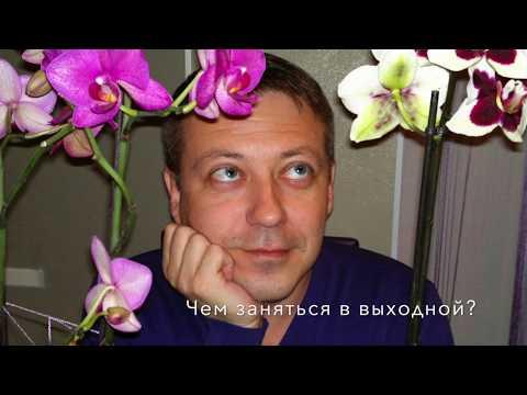🌸 Как поить ОРХИДЕИ. Орхидея - бабушка.  ① Горячевский Георгий. Видеоблог.