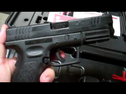 Springfield XD 9mm Review @ Trigger Happy