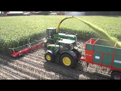Kemper concept study 2020 english - Agritechnica version Music Videos
