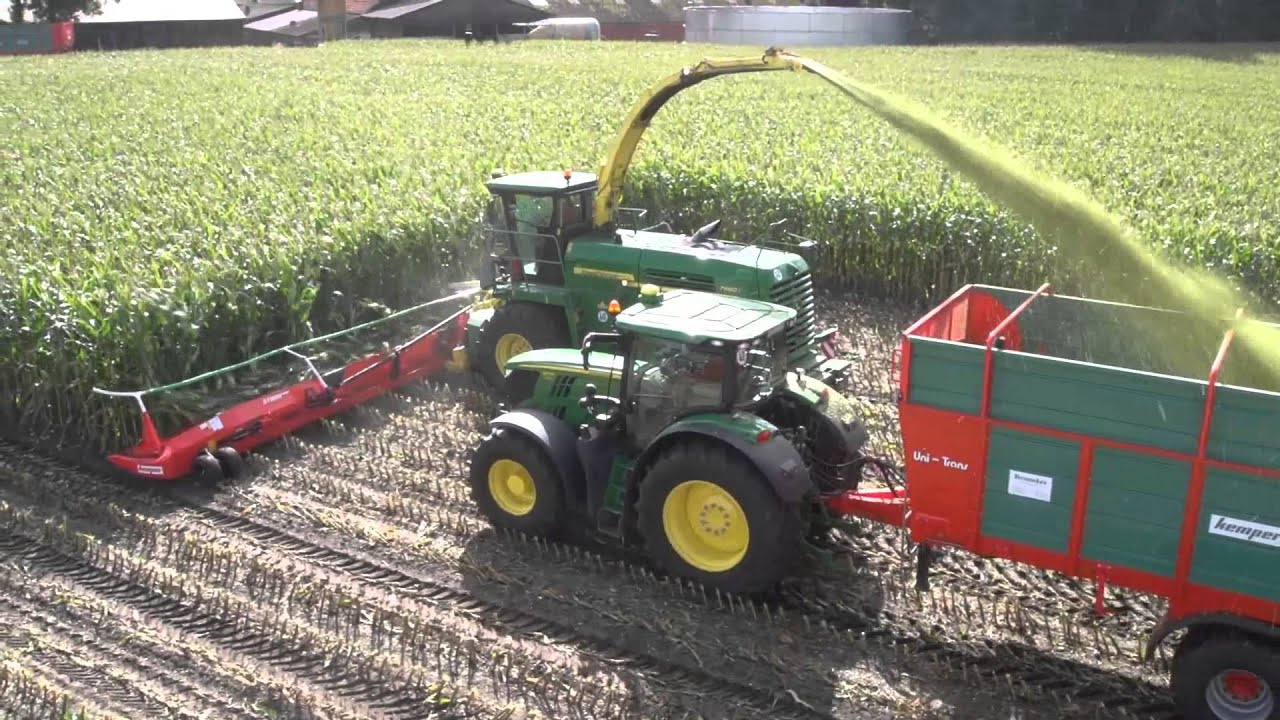 What An Amazing Agriculture Machine By Kemper