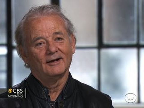 Bill Murray reflects on