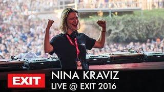 EXIT 2016 | Nina Kraviz Live @ mts Dance Arena pt.2