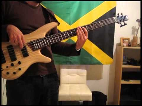 Rooti Reggae Bass - Stephen Marley 'no Cigarette Smoking' video