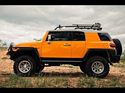 Toyota FJ Cruiser & Jeep Wrangler. Crimea 4x4