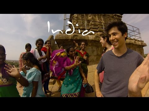 Backpacking around South India | GoPro 2015
