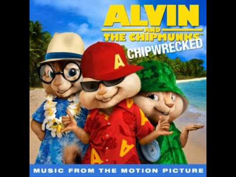 Say Hay feat Nomadik Alvin and the chipmunks
