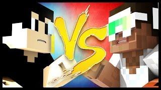 YouTuber vs YouTuber Round 3 - BOSS BATTLE!!!