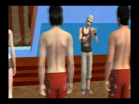 ♥ Cabi Song - Snsd 2pm (sims 2) video