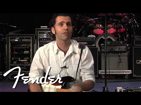 Dweezil Zappa talks about the new Squier® Classic Vibe Duo-Sonic™