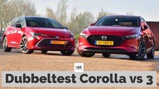 Review:  De Toyota Corolla of de Mazda 3?