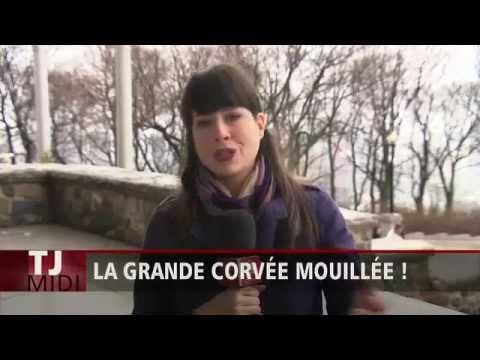 Radio Canada   La grande corvée 2014