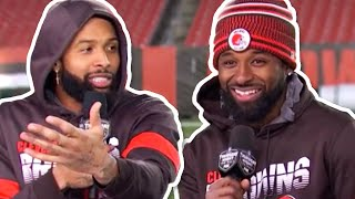 "OBJ on Playing With Jarvis Landry, ""Blood couldn't make us any closer"""