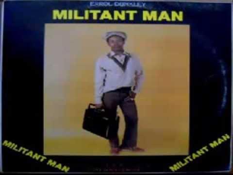 Errol Dunkley - Militant Man 1980