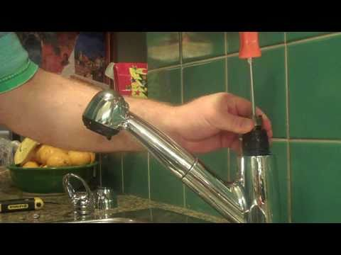 Moen Salora kitchen faucet repair