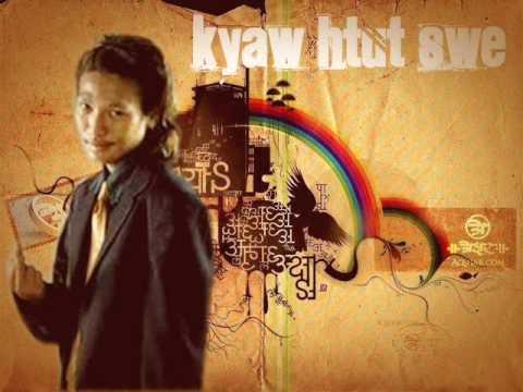 Myanmar Hip Hop 2012 - Kyaw Htut Swe Feat; Jouk Jack New Song video
