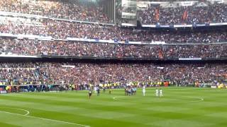 Real Madrid 2-FC Barcelona 1//02-03-2013//Final del Partido