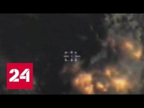 Сирийская армия при поддержке ВКС России окружила крупную группировку террористов