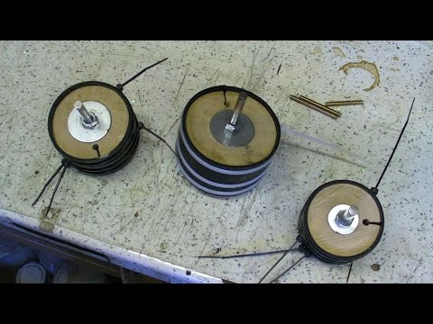 Adding Neoprene Rubber to Homemade Drum Sander