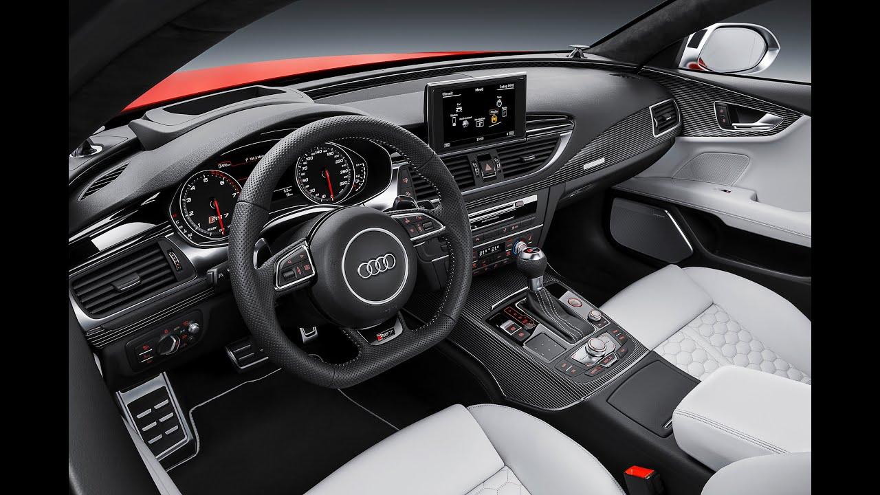 Audi Rs7 2015 Interior Audi Rs7 Price 105 000 Review