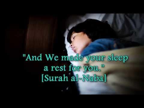 Islam and Eating Disorders Insomnia Sleep Healing