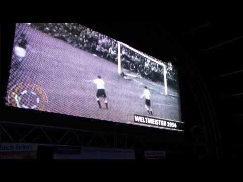 WM 2014: Vorfreude & Anspannung vor dem Finale # Public-Viewing Haslach im Kinzigtal