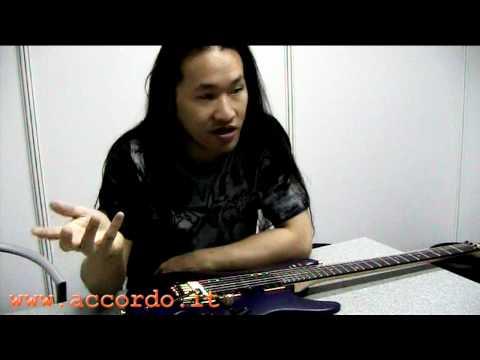 Musikmesse 2010 - Herman Li Interview