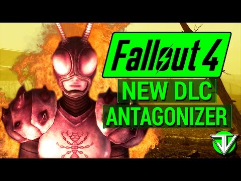 FALLOUT 4: New ANTAGONIZER DLC Trailer! (Exclusive Fallout 4 DLC Announcement!)
