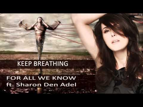 Sharon Den Adel singing - Keep Breathing (For All We Know)