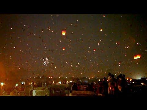 Ahmedabad Kites Festival 2014