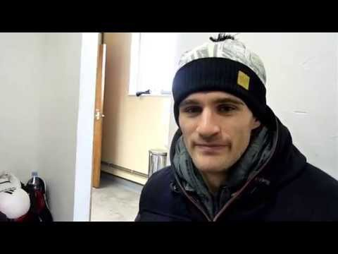 Middleton's Matthew Ryan talks about his last fight and Jan 31st