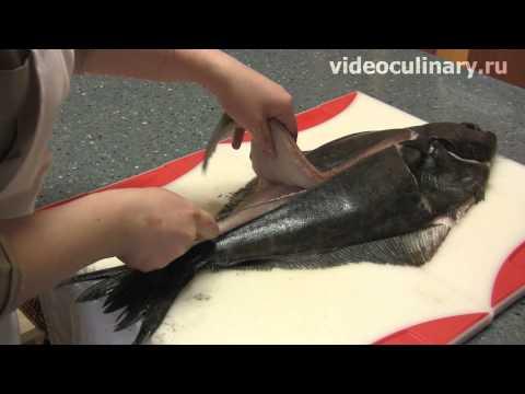 Как засолить палтуса - видео
