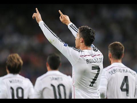 Real Madrid 5-1 Basel - UEFA Champions League Highlights HD