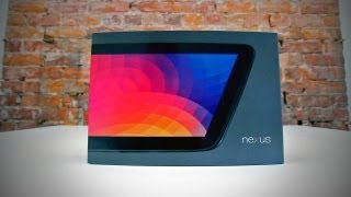 Google Nexus 10 Unboxing & Hands on
