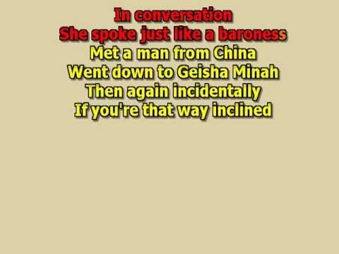 Killer Queen Queen best karaoke instrumental lyrics