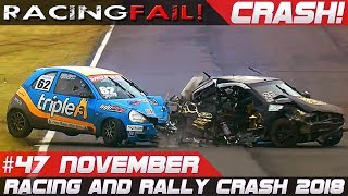 Macau GP Special Racing and Rally Crash Compilation | Fails of the Week 47 November 2018