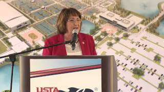 Orange County Update-USTA National Groundbreaking