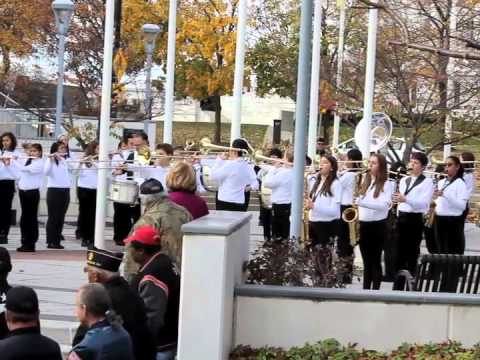 A Salute to Our Veterans - Somerville Middle School Band