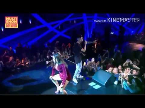 O Grave Bater  Mc Kevinho Anitta  Música Boa Ao Vivo  Música Multishow