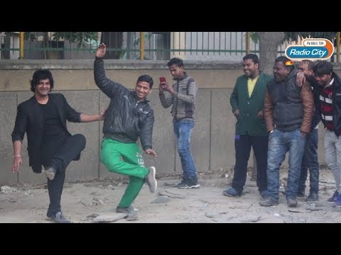 Invisible Chair Prank |Pranks In INDIA | By Radio City Ullu