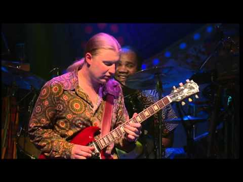 Derek Trucks Band - Let's Go Get Stoned