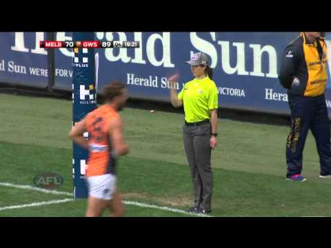Comedy of errors - AFL