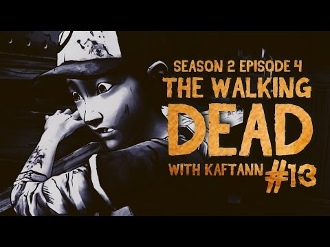 Zagrajmy w: The Walking Dead Season 2 #13 Episode 4 Amid The Ruins Napisy PL Po Polsku