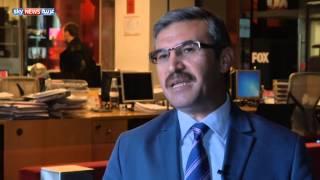 تركيا تبحث إدخال البشمركة لكوباني