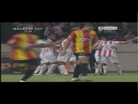 Wac 2 - Est Tunisie 2 CAF-Champions league 2011 http://wacmediatheque.skyrock.com.