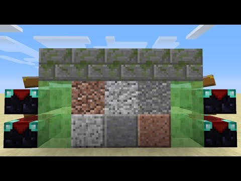 Minecraft snapshot 14w02c (1.8) : Nuevos bloques,comandos y crafteos !