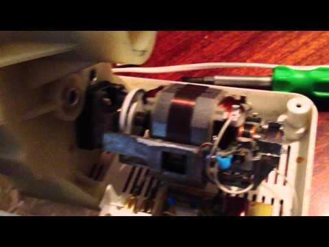 Ремонт электромясорубки помощница своими руками 94
